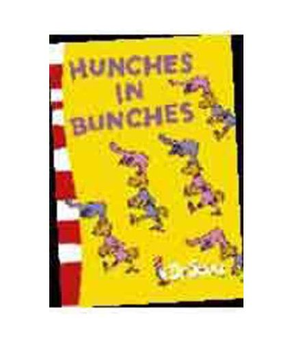 9780007484263: Hunches in Bunches