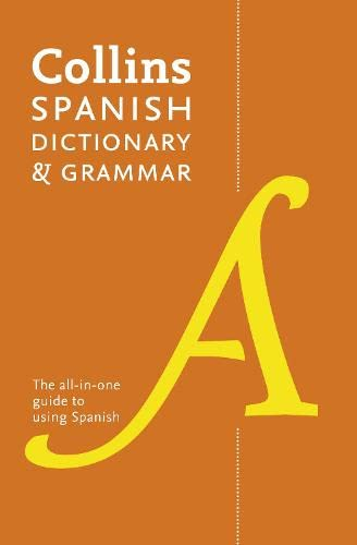 9780007484362: Collins Spanish Dictionary and Grammar (Collins Dictionary and Grammar)