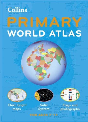 9780007484409: Collins Primary World Atlas (Collins Primary Atlases)