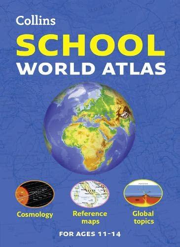 9780007484416: Collins School World Atlas (Collins School Atlas)