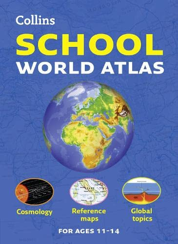 9780007484416: Collins School World Atlas (Collins School Atlas) (Collins Primary Atlases)