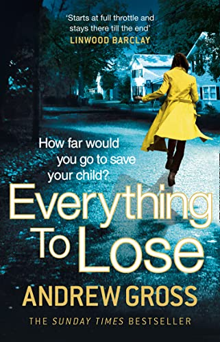 9780007484461: Everything to Lose