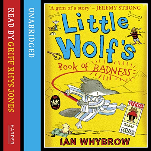 9780007484812: Little Wolf's Book of Badness