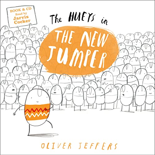 9780007484829: The New Jumper (The Hueys)