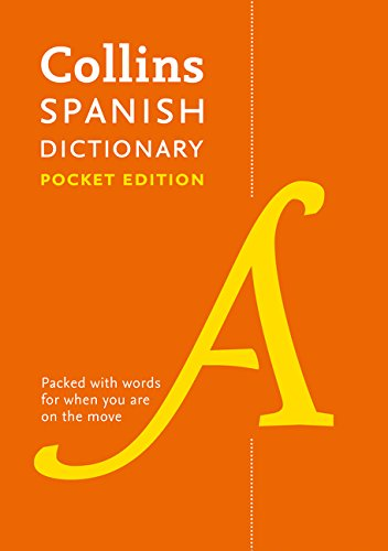 9780007485482: Collins Spanish Dictionary Pocket edition: 60,000 translations in a portable format (Collins Pocket Dictionary)