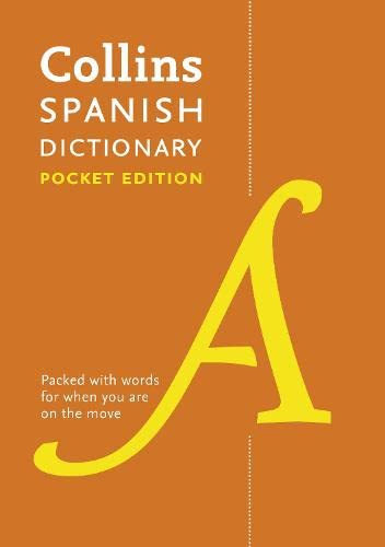 9780007485482: Collins Pocket Spanish Dictionary (Spanish and English Edition)