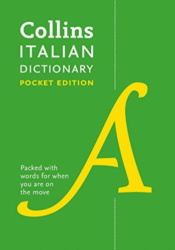 9780007485505: Collins Pocket Italian Dictionary (Collins Pocket)