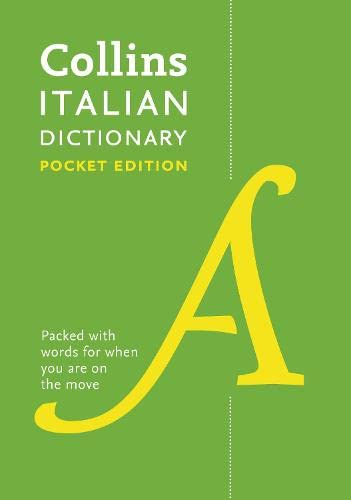 9780007485505: Collins Italian Dictionary: 60,000 Translations in a Portable Format (Italian and English Edition)