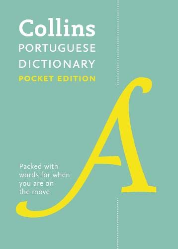 9780007485529: Collins Portuguese Dictionary Pocket Edition (Collins Pocket)