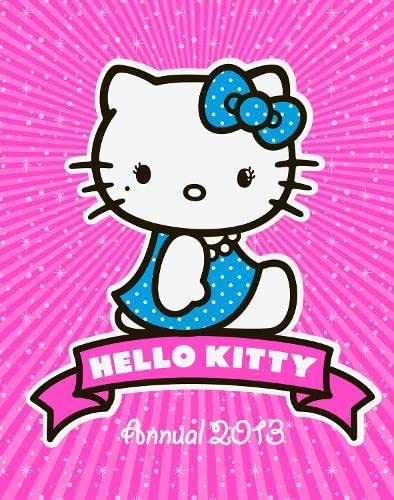 9780007485727: Hello Kitty Annual 2013