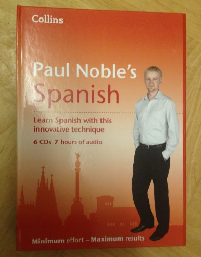 9780007485819: Collins Spanish with Paul Noble