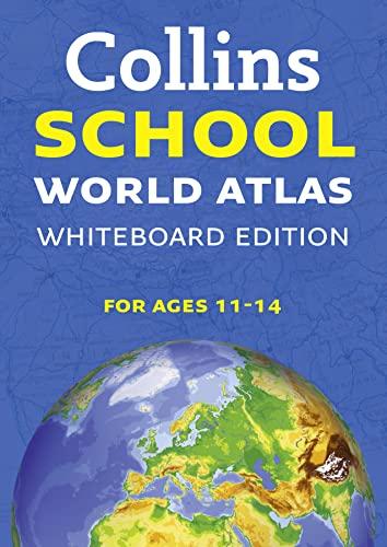 9780007485840: Collins School World Atlas (Collins School Atlas)