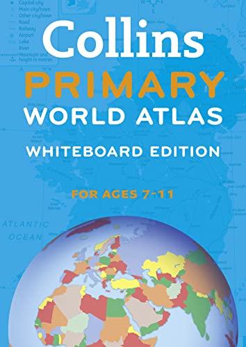 9780007485857: Collins Primary World Atlas Whiteboard Edition (Collins Primary Atlas)