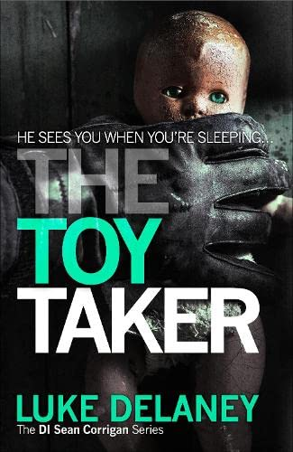 The Toy Taker 9780007486120 The third novel in the DI Sean Corrigan series - authentic and terrifying crime fiction with a psychological edge, by an ex-Met detective. Perfect for fans of Mark Billingham, Peter James and Stuart MacBride. Your child has been taken...Snatched in the dead of night from the safety of the family home. There's no sign of forced entry, no one heard or saw a thing. DI Sean Corrigan investigates. He needs to find four-year-old George Bridgeman before abduction becomes murder. But his ability to see into dark minds, to think like those he hunts, has deserted him - just when he needs it most. Another child vanishes. What kind of monster is Corrigan hunting? And will he work it out in time to save the children?