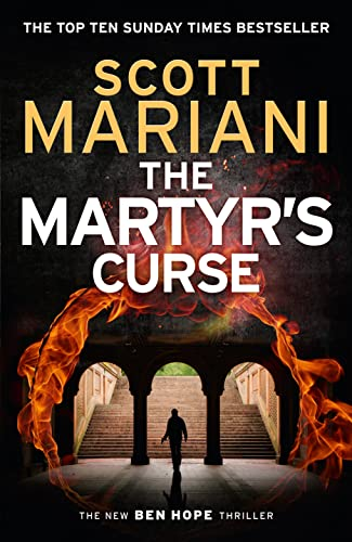9780007486182: The Martyr's Curse (Ben Hope, Book 11)