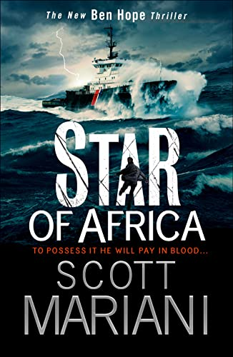 9780007486205: Star of Africa (Ben Hope, Book 13)