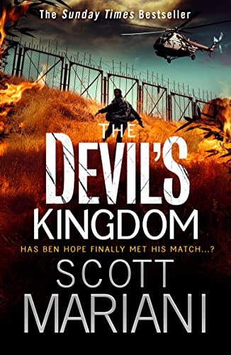 9780007486212: The Devil's Kingdom: Part 2 of the best action adventure thriller you'll read this year! (Ben Hope, Book 14) (Ben Hope Thrillers)