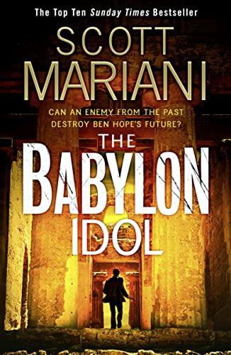 9780007486229: The Babylon Idol (Ben Hope)