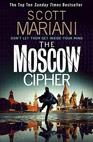 9780007486250: The Moscow Cipher: Book 17 (Ben Hope)