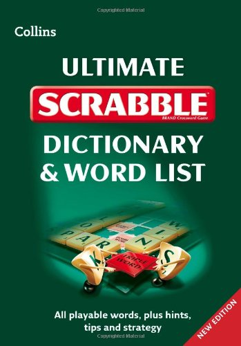9780007486878: Collins Ultimate Scrabble Dictionary and Word List