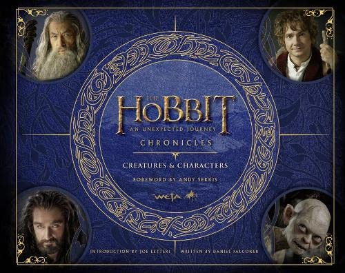 9780007487264: Chronicles: Creatures & Characters (The Hobbit: An Unexpected Journey)