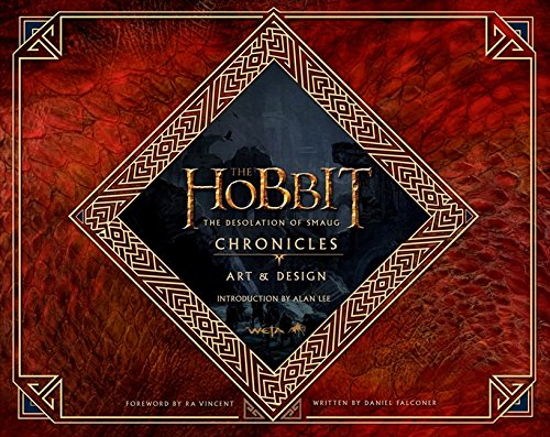 9780007487271: Chronicles: Art & Design (The Hobbit: The Desolation of Smaug)