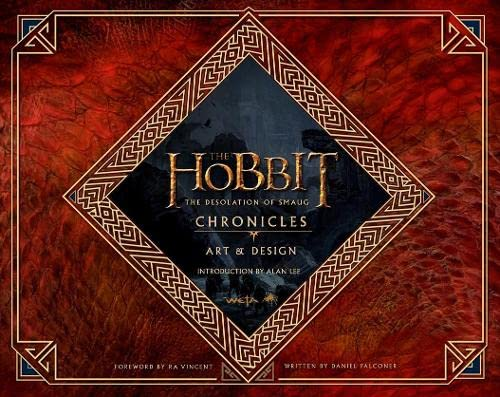 9780007487271: The Hobbit: the Desolation of Smaug - Chronicles: Art & Design