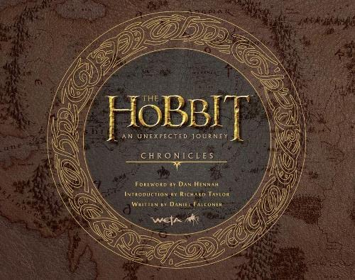 9780007487332: The Hobbit: Chronicles: Art & Design (The Hobbit: An Unexpected Journey)