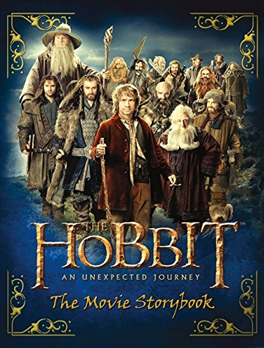 Hobbit: An Unexpected Journey - Movie Storybook: J.R.R. Tolkien