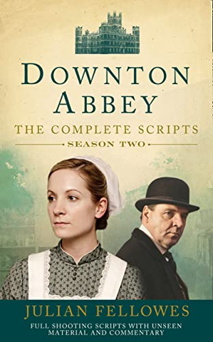 9780007487400: Downton Abbey: Series 2 Scripts (official)