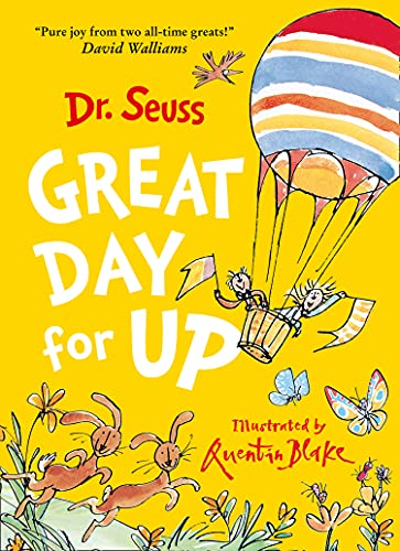Great Day for Up (9780007487530) by Quentin Blake,Dr Seuss