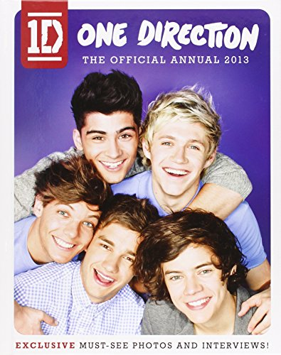 9780007487554 - One Direction: One Direction: The Official Annual 2013 (Annuals 2013) - Buch