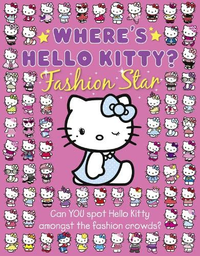 9780007487585: Where's Hello Kitty? Fashion Star