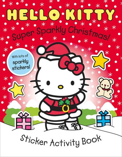 9780007487592: Super Sparkly Christmas! (Hello Kitty)