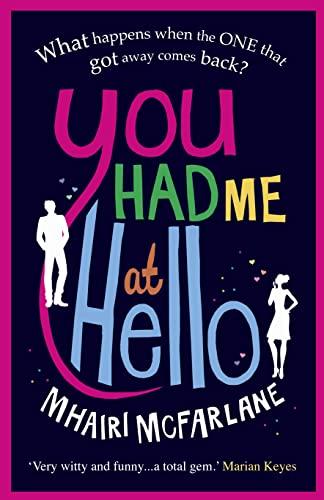 9780007488056: You Had Me At Hello