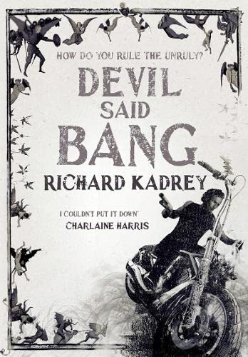 9780007488094: Devil Said Bang (Sandman Slim, Book 4) (Sandman Slim 4)