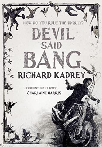 9780007488094: Devil Said Bang (Sandman Slim)