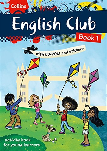 9780007488599: Collins English Club 1 (Paperback and CD ROM)