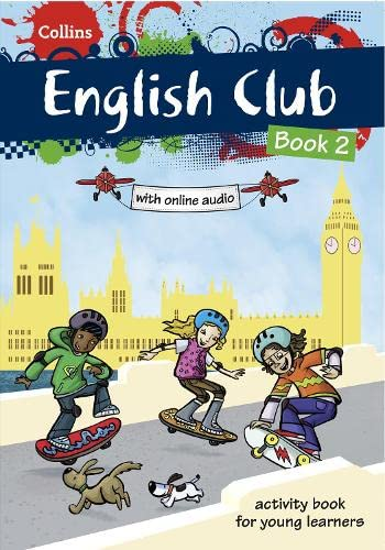 9780007488605: Collins English Club 2 (Paperback and CD ROM)