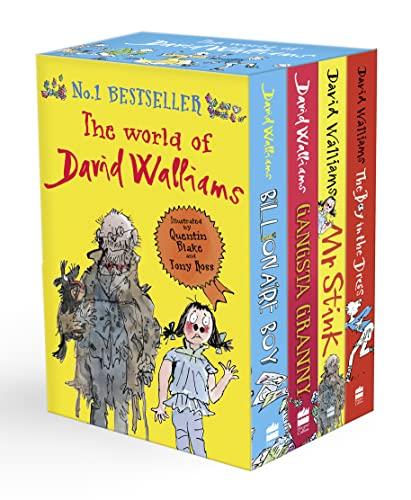 9780007488780: The World of David Walliams