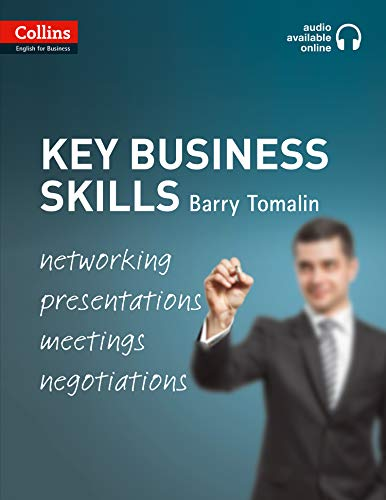 9780007488797: Key Business Skills: B1-C1 (Collins Business Skills and Communication)
