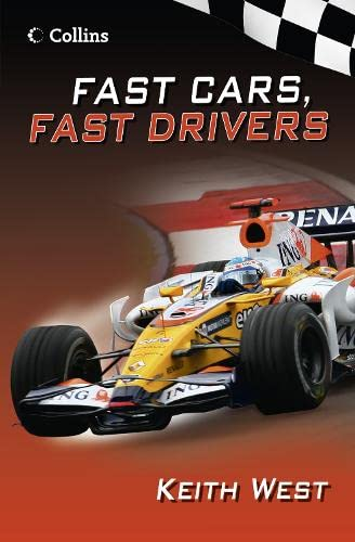 9780007488926: Fast Cars, Fast Drivers (Read On)