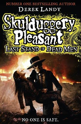 9780007489206: Last Stand of Dead Men (Skulduggery Pleasant, Book 8)