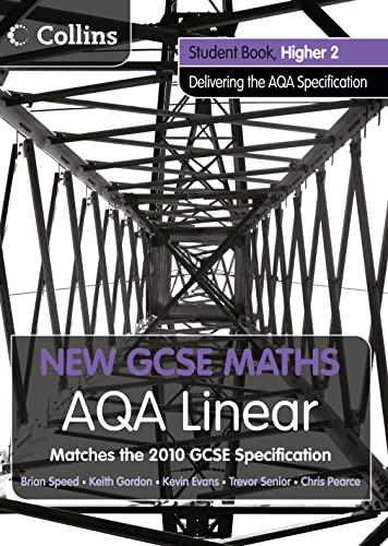 9780007489336: New GCSE Maths - AQA Linear Higher 2 Student Book