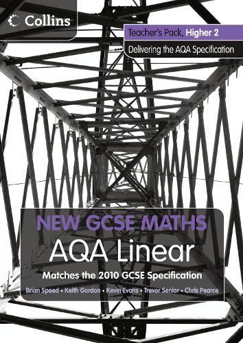 9780007489374: New GCSE Maths - AQA Linear Higher 2 Teacher Pack