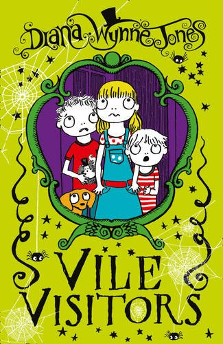 Vile Visitors: Diana Wynne Jones