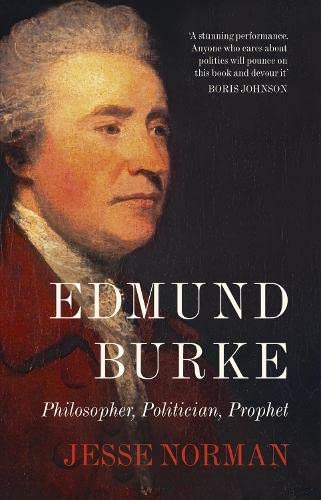 9780007489626: Edmund Burke: Philosopher, Politician, Prophet