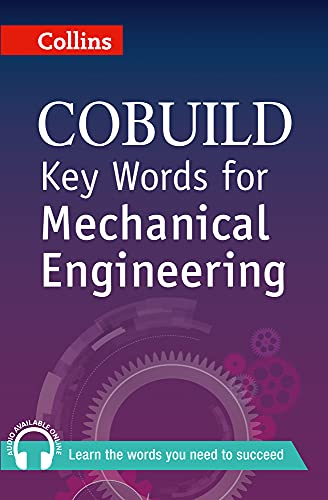 9780007489787: Collins Cobuild Key Words for Mechanical Engineering
