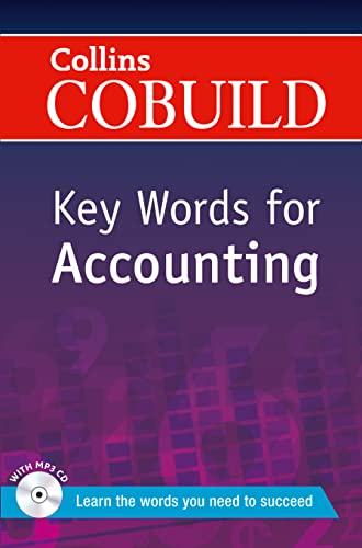 Key Words for Accounting: B1+ (Paperback): Collins Cobuild