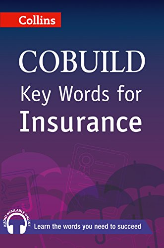 9780007489831: Collins Cobuild Key Words for Insurance